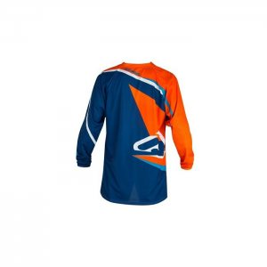 Acerbis Jersey MX Profile Hemd in orange blau