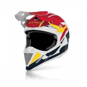 Acerbis Profile 2.0 Helm in rot