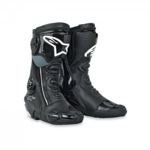 Alpinestars Stiefel S-MX Plus in schwarz
