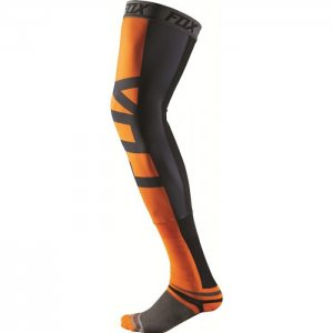 Fox Proforma Knee Brace Socken in orange