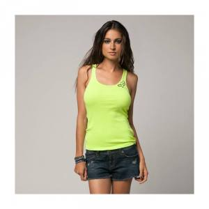 Fox Girls Miss Clean Tank 13 Dayglo Yell
