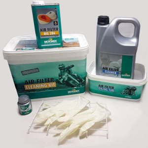 Motorex Luftfilterreiniger, Air Filter Cleaning Kit