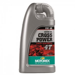 Motorex Sae 5W/40 Cross Power 4T  Motorenöl 1 Liter
