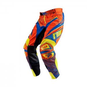 ONeal MX Hose Hardwear MIXXER orange/blue