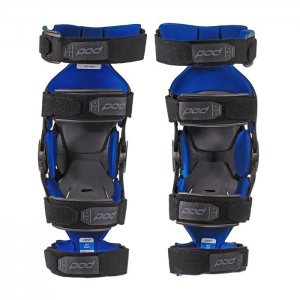 POD K8 Ultimate MX Knee Brace Knieorthese - paarweise -...