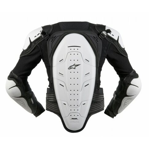 Alpinestars Bionic 2 Protection Jacket Weiss
