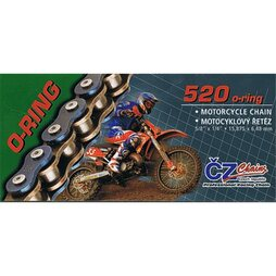CZ Moto-Cross 520 ORM O-Ring 118 Glieder