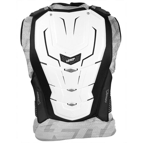 Leatt Body Vest Adventure weiss