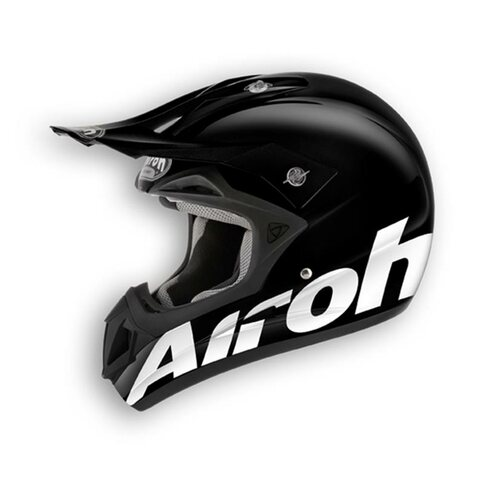 Airoh Jumper Color Logo schwarz