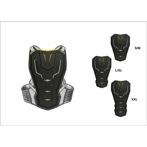 Leatt Adventure Back Protector Rückenprotektor