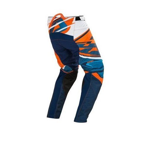 Acerbis Hose MX X-GEAR in orange blau