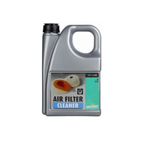Motorex Luftfilterreiniger, Air Filter Cleaner, 4L