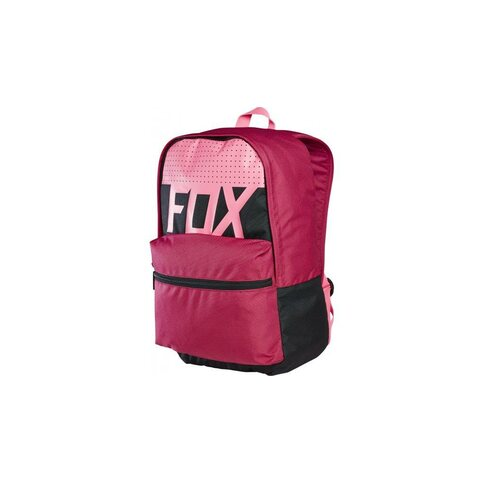 Fox Gemstone Rucksack in burgundy