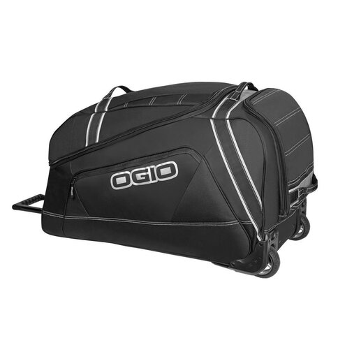 Ogio Big Mouth Wheel Bag Stealth Reisetasche in schwarz