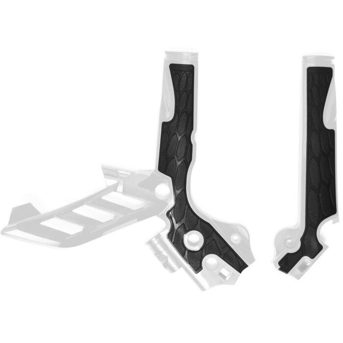 Acerbis Rahmenschutz X-Grip Wei/ß