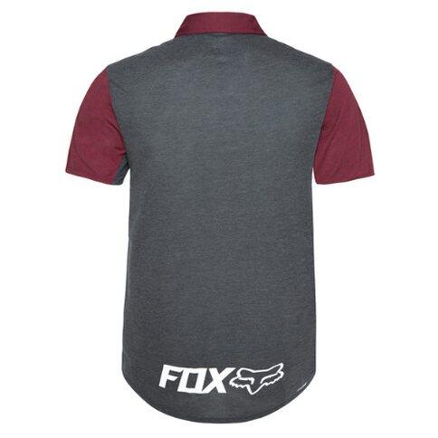 Fox Pit Ys Tech Ss Polo Rot Ktm Shop24 De Ktm Vertragshandler