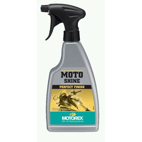 Motorex Moto Shine Finish Reiniger