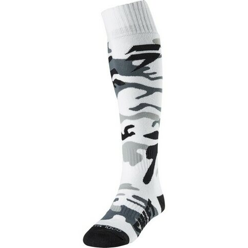 Shift WHIT3 Label Socken Weiß Camoflage