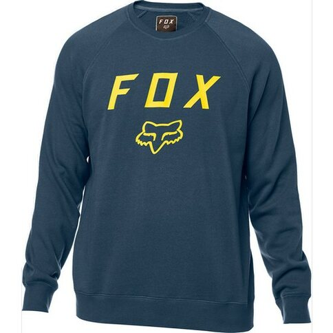 Fox LEGACY CREW FLEECE Blau