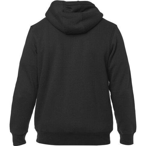 Fox Zip-Hoody Race Team Sherpa Schwarz