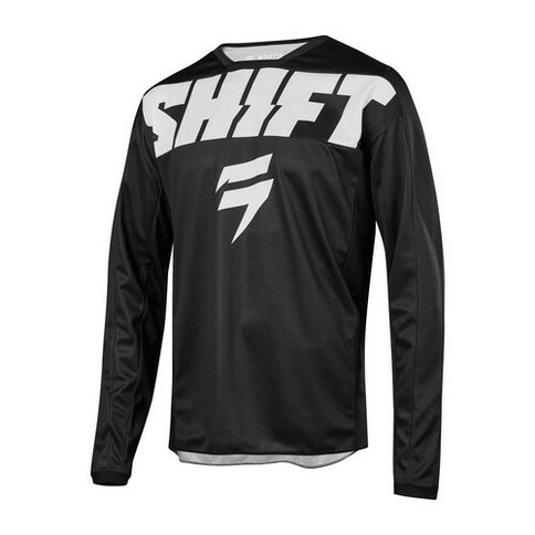Shift Jersey Whit3 Label York Schwarz