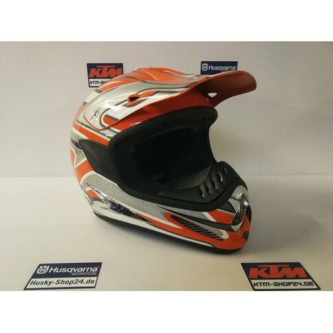 Airoh Fire Fox 300 Orange XL