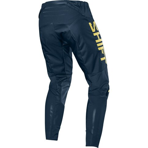 Shift 3lack Label Limited Edition Blau Gold