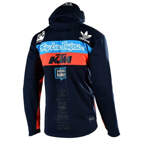 Troy Lee Designs Jacke KTM Team Pit Navy