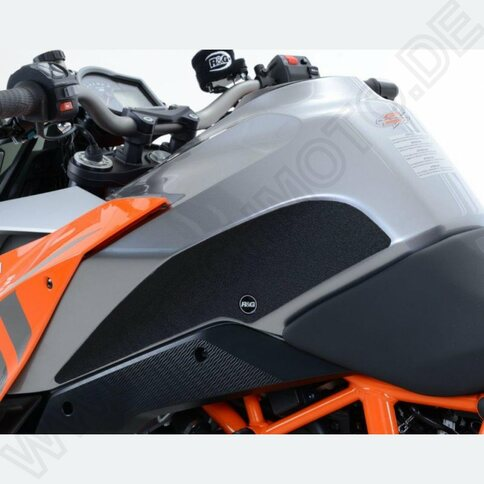 R&G Eazi-Grip Tank Traction Pads Klar KTM 1290 Super Duke GT 2016-