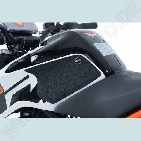 R&G Eazi-Grip Tank Traction Pads KLAR KTM 125 Duke 2017-