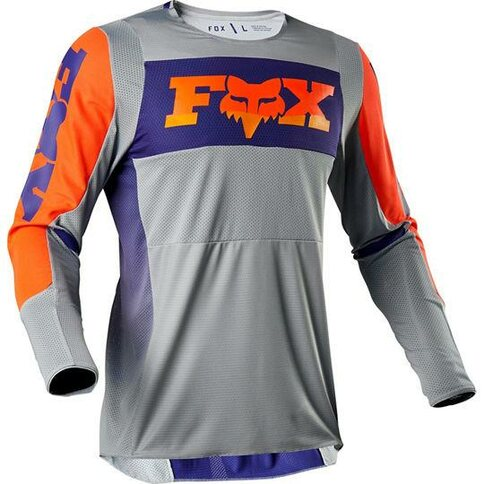 Fox 360 LINC JERSEY [GRY/ORG]