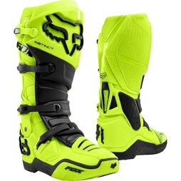 FOX INSTINCT Stiefel in Flow Yellow