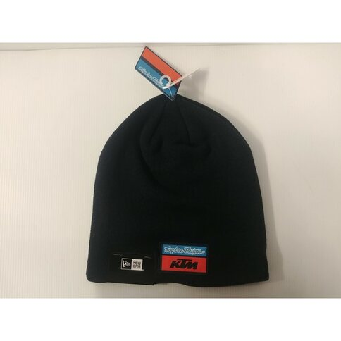 Troy Lee Design KTM Team Beanie Navy Blau