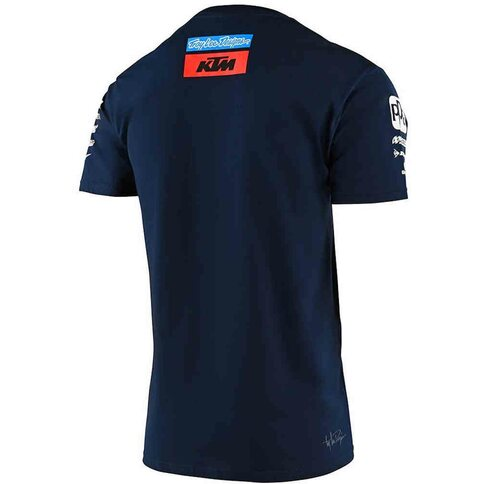 Troy Lee Designs KTM Team Tee Navy