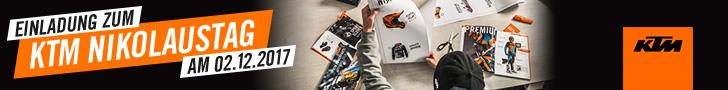Hier geht es zum KTM Powerdays 2017 Gutschein